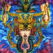 Fifth Dimensional Insight Art Print