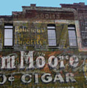 Tom Moore Ten Cent Cigar Art Print