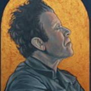 Tom Waits 2 Art Print