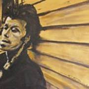 Tom Waits Art Print
