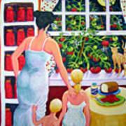 Tomato - Materphobia Art Print