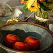 Tomato Still Life Art Print