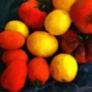 Tomatoes Matisse Art Print