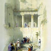 Tomb Of St. James Art Print