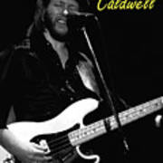 Tommy Caldwell In Spokane 2 Art Print