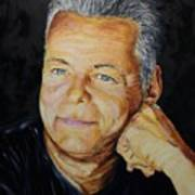 Tommy Emmanuel Guitar Virtuoso Art Print