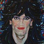 Tommy Lee 80s Hair Bands Motley Crue Art Print