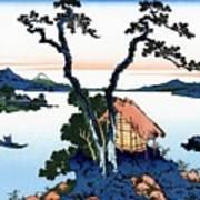 Top Quality Art - Mt,fuji36view-shinshu Suwako Art Print