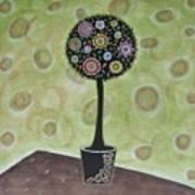 Topiary 1 Art Print