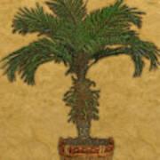 Topiary 3 Art Print