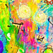 Tori And Me 2 Art Print