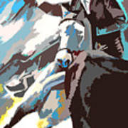 Toroscape 31 Art Print