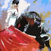 Toroscape 36 Art Print
