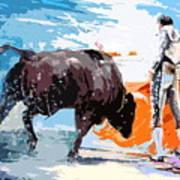 Toroscape 37 Art Print
