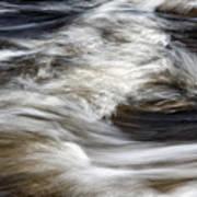 Water Flow 2 Art Print
