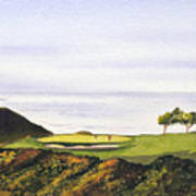 Torrey Pines South Golf Course Art Print