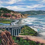 Torrey's Bridge Art Print
