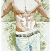 Torso Art Print