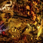 Torture Chamber  1399 Art Print