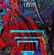 Totem Pole Art Print by Anne Weirich