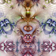 Totemic Isotropy Art Print