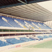 Tottenham - White Hart Lane - West Stand 4 - April 1991 Art Print
