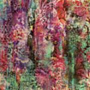 Touch Of Velvet Art Print