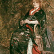 Toulouse-lautrec, 1888 Art Print