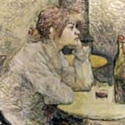 Toulouse-lautrec, 1889 Art Print