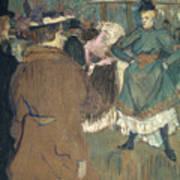 Toulouse-lautrec, 1892 Art Print
