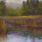 Towards Ticonderoga Art Print