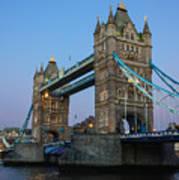 Tower Bridge 5 Art Print