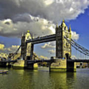 Tower Bridge I Art Print