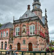 Town Hall Art Print