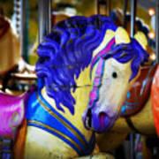 Toy Pegasus Art Print