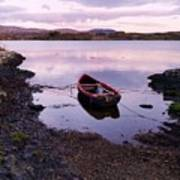 Tranquility In County Galway Art Print
