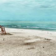Tranquility On Tybee Island Art Print