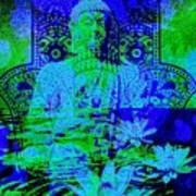 Tranquility Zen Art Print