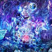 Transcension Art Print