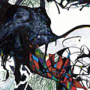 Transdimensional Climber Art Print