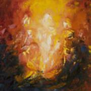 Transfiguration Art Print
