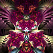 Transfigured Future Art Print