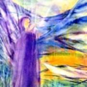Transformational Peace Art Print