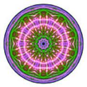 Transition Fcircle Art Print