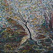 Transparent Yellow II Art Print