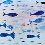 Transpariences Art Print
