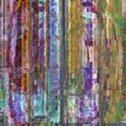 Transpire Art Print