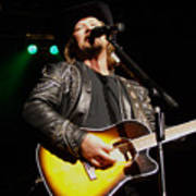 Travis Tritt Country Music Singer Art Print
