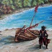 Treasure Bay Art Print