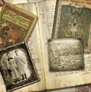 Treasured Objects Art Print